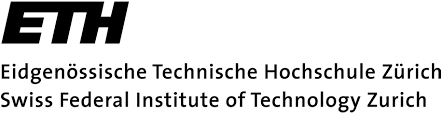 Logo Swiss Federal Insitute of Technology Zurich